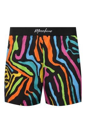Мужские плавки-шорты MOSCHINO разноцветного цвета, арт. A6112/2328 | Фото 1