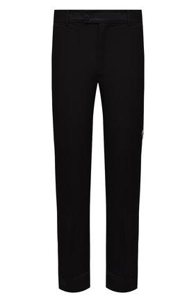 Мужские брюки A-COLD-WALL* черного цвета, арт. ACWMB047 | Фото 1