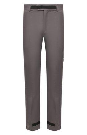 Мужские брюки A-COLD-WALL* серого цвета, арт. ACWMB047 | Фото 1