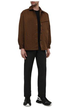 Мужская рубашка A-COLD-WALL* коричневого цвета, арт. ACWMSH027 | Фото 2