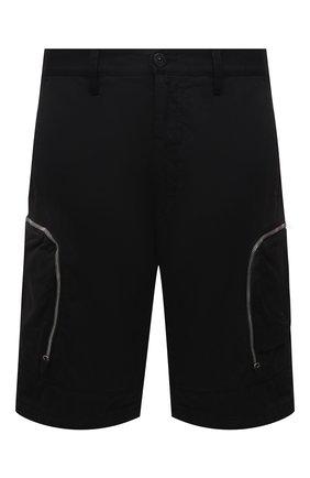 Мужские шорты STONE ISLAND SHADOW PROJECT черного цвета, арт. 7419L0208   Фото 1