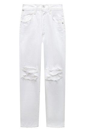 Женские джинсы CITIZENS OF HUMANITY белого цвета, арт. 1925-3006 | Фото 1