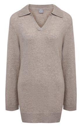 Женский кашемировый пуловер FTC коричневого цвета, арт. 820-0470   Фото 1