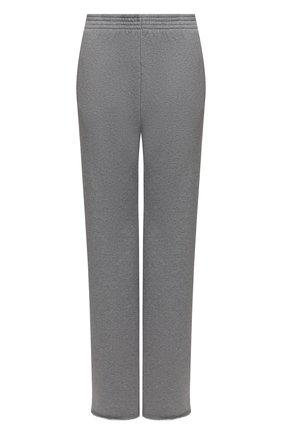 Женские брюки MM6 серого цвета, арт. S62KB0072/S25337 | Фото 1