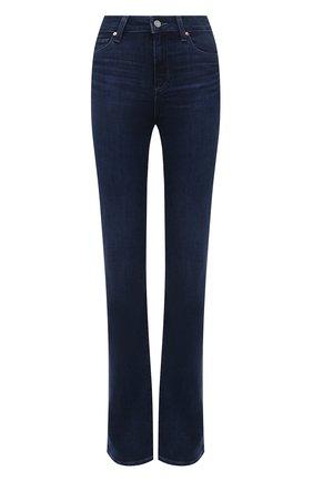 Женские джинсы PAIGE синего цвета, арт. 4108F46-4732 | Фото 1