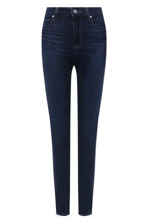 Женские джинсы PAIGE синего цвета, арт. 2098F46-4732 | Фото 1