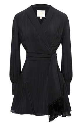 Женское платье GALVAN LONDON черного цвета, арт. CD1089 SUMMER CREPE | Фото 1
