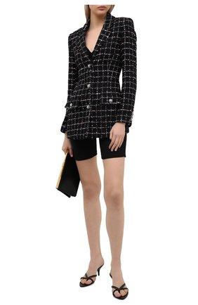 Женские шорты RAG&BONE черного цвета, арт. WCC21S9012PR12 | Фото 2