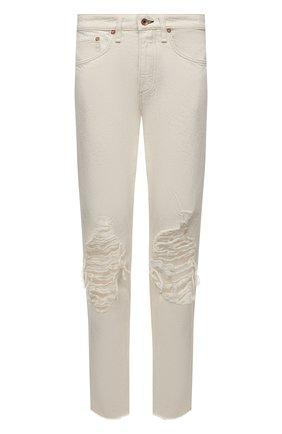 Женские джинсы RAG&BONE кремвого цвета, арт. WDD21S2769X7EH | Фото 1