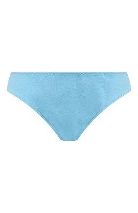 Женский плавки-бикини GANNI голубого цвета, арт. A3343 | Фото 1