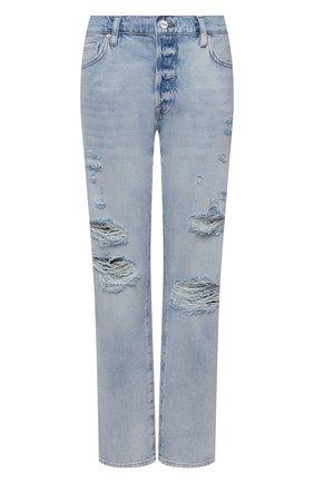 Женские джинсы FRAME DENIM голубого цвета, арт. LSLJ207/A   Фото 1