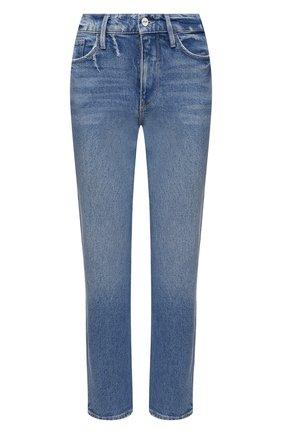 Женские джинсы FRAME DENIM синего цвета, арт. LPXSY118   Фото 1