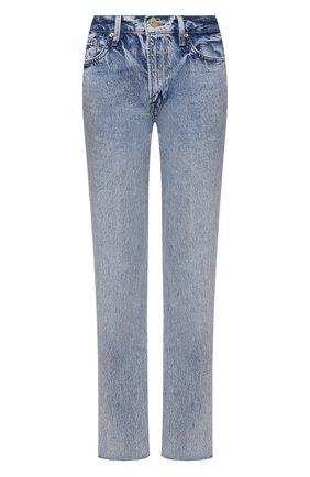 Женские джинсы FRAME DENIM голубого цвета, арт. LPRWC385   Фото 1