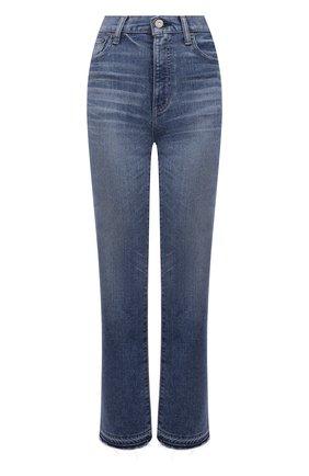 Женские джинсы MOUSSY синего цвета, арт. 025ESC12-1200 | Фото 1