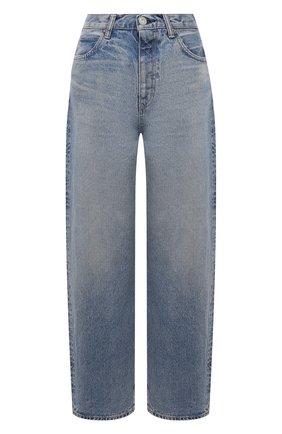 Женские джинсы MOUSSY голубого цвета, арт. 025ESC11-2640 | Фото 1
