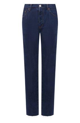 Женские джинсы MOUSSY синего цвета, арт. 025ESC11-2610 | Фото 1