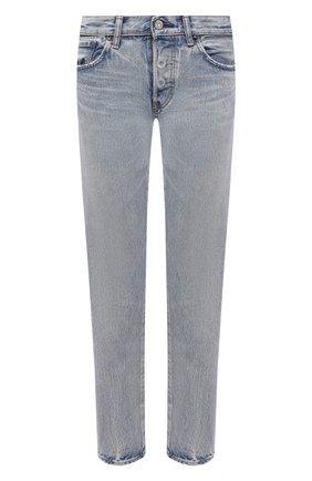 Женские джинсы MOUSSY голубого цвета, арт. 025ESC11-2340 | Фото 1