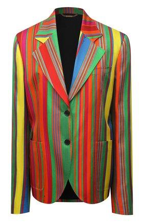 Женский жакет VERSACE разноцветного цвета, арт. A88912/1F01157 | Фото 1