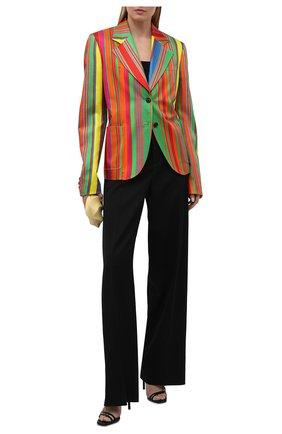 Женский жакет VERSACE разноцветного цвета, арт. A88912/1F01157 | Фото 2