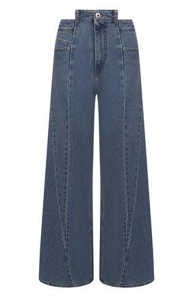 Женские джинсы MAISON MARGIELA синего цвета, арт. S51LA0065/S30513   Фото 1