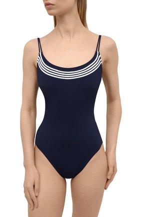 Женский слитный купальник GOTTEX синего цвета, арт. 21SO134   Фото 2