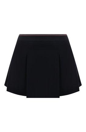 Женская юбка-шорты TOMMY HILFIGER синего цвета, арт. S10S100982 | Фото 1