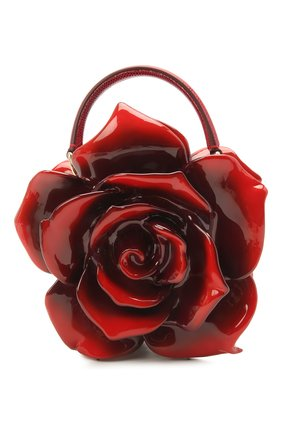 Женская сумка dolce box DOLCE & GABBANA красного цвета, арт. BB6935/AW826 | Фото 1