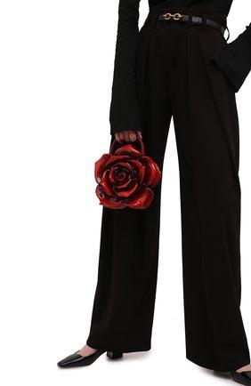 Женская сумка dolce box DOLCE & GABBANA красного цвета, арт. BB6935/AW826 | Фото 2