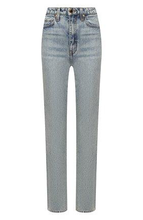 Женские джинсы KHAITE голубого цвета, арт. 1048-050/DARIA | Фото 1
