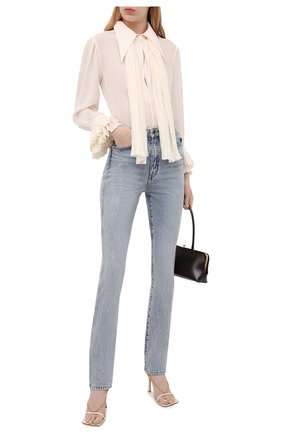 Женские джинсы KHAITE голубого цвета, арт. 1048-050/DARIA | Фото 2
