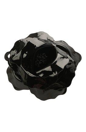 Женское чокер SAINT LAURENT черного цвета, арт. 658461/3YG99 | Фото 1