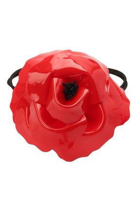 Женское чокер SAINT LAURENT красного цвета, арт. 658462/3YH00 | Фото 1