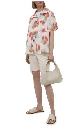Женская рубашка KENZO разноцветного цвета, арт. FB52CH0409S4   Фото 2