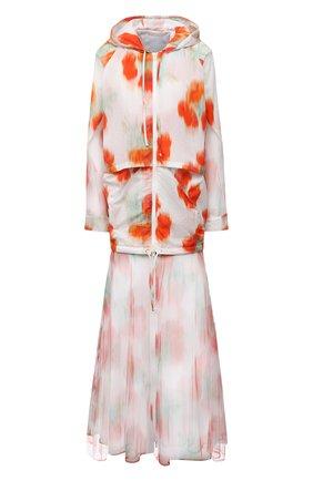 Женская куртка KENZO разноцветного цвета, арт. FB52W0U219G3   Фото 1