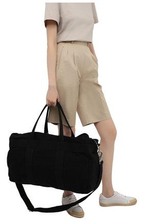 Женская дорожная сумка HERON PRESTON FOR CALVIN KLEIN черного цвета, арт. K50K508121 | Фото 2