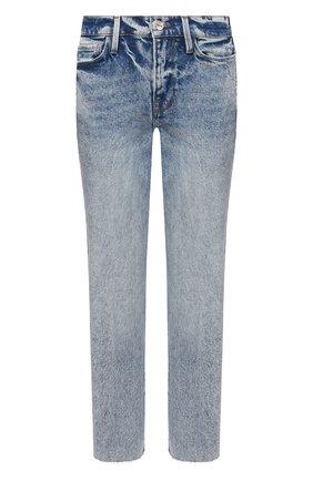 Женские джинсы FRAME DENIM голубого цвета, арт. LNSRA118   Фото 1
