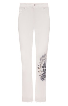 Женские джинсы ZADIG&VOLTAIRE белого цвета, арт. SKCA3001F   Фото 1