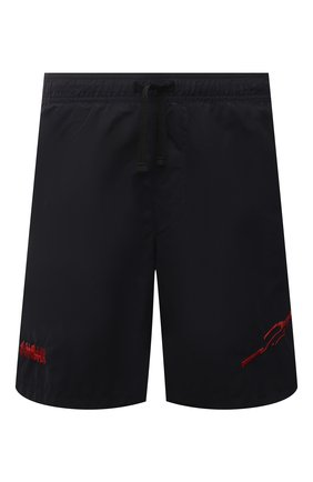 Мужские плавки-шорты STONE ISLAND SHADOW PROJECT черного цвета, арт. 7419B0105   Фото 1