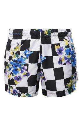 Мужские плавки-шорты OFF-WHITE разноцветного цвета, арт. 0MFA003S21FAB002 | Фото 1