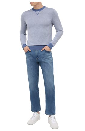 Мужские джинсы AG голубого цвета, арт. 1174AND/MNTS/MX | Фото 2