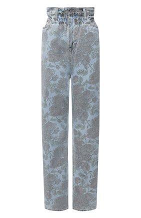 Женские джинсы ganni x levi's GANNI голубого цвета, арт. F6092 | Фото 1