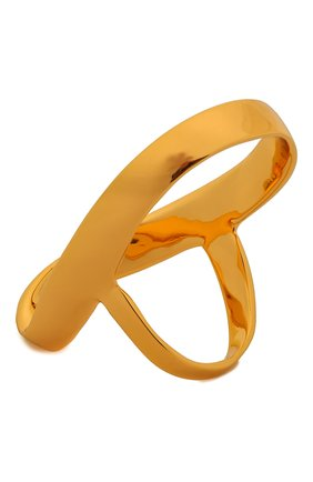 Женское кольцо DRIES VAN NOTEN золотого цвета, арт. 211-18808-060 | Фото 1