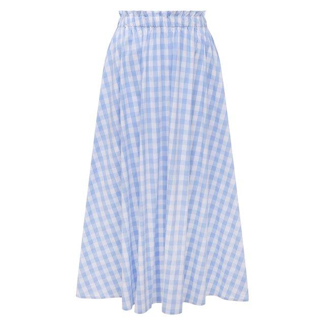 Хлопковая юбка Pietro Brunelli