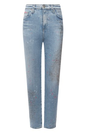 Женские джинсы AG голубого цвета, арт. JRN1676/19YPUB/MX | Фото 1