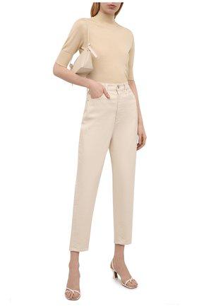 Женские джинсы AG кремвого цвета, арт. DSDNA1753/EUDN/MX | Фото 2