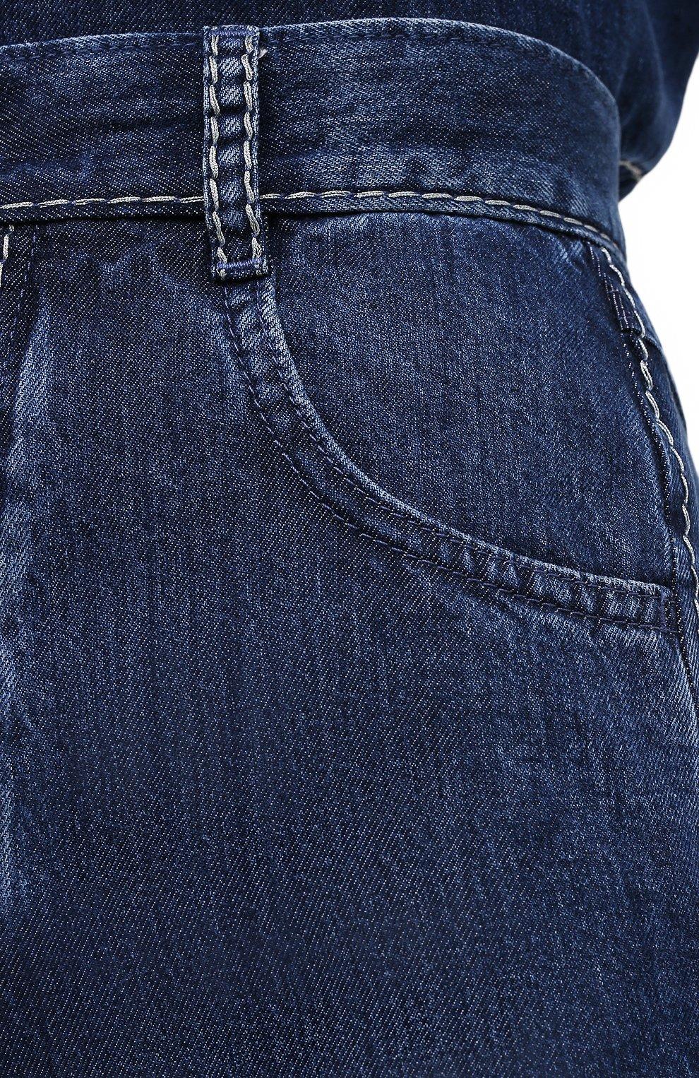 купить темно синие джинсы женские 2021