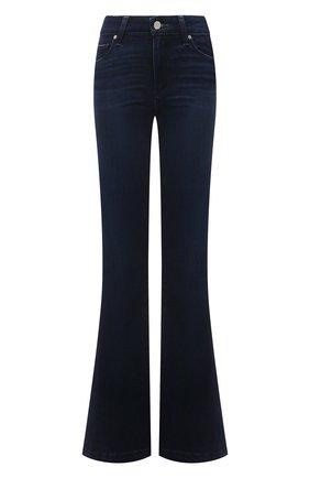 Женские джинсы PAIGE темно-синего цвета, арт. 3312F72-4748 | Фото 1