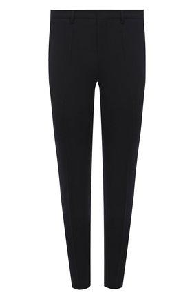 Мужские брюки HUGO темно-синего цвета, арт. 50450948 | Фото 1