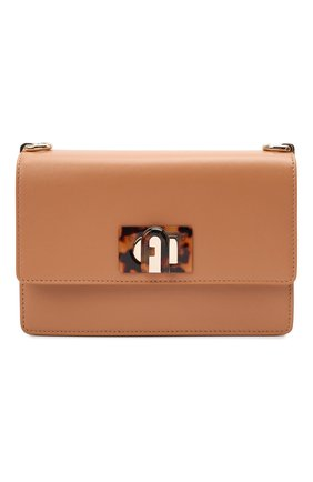 Женская сумка furla 1927 mini FURLA коричневого цвета, арт. BACHACO/SLL000   Фото 1