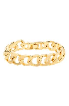 Женский браслет CRYSTALLINE JEWELLERY золотого цвета, арт. 554В | Фото 1